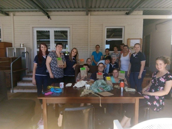 Easter 2018 at Horizon House