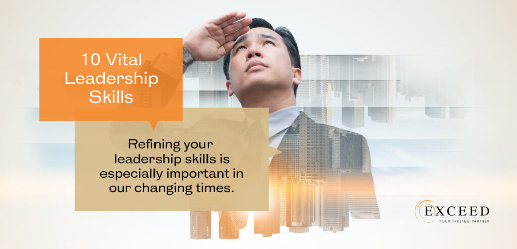Smart Leadership Skills to Learn in Challenging Times